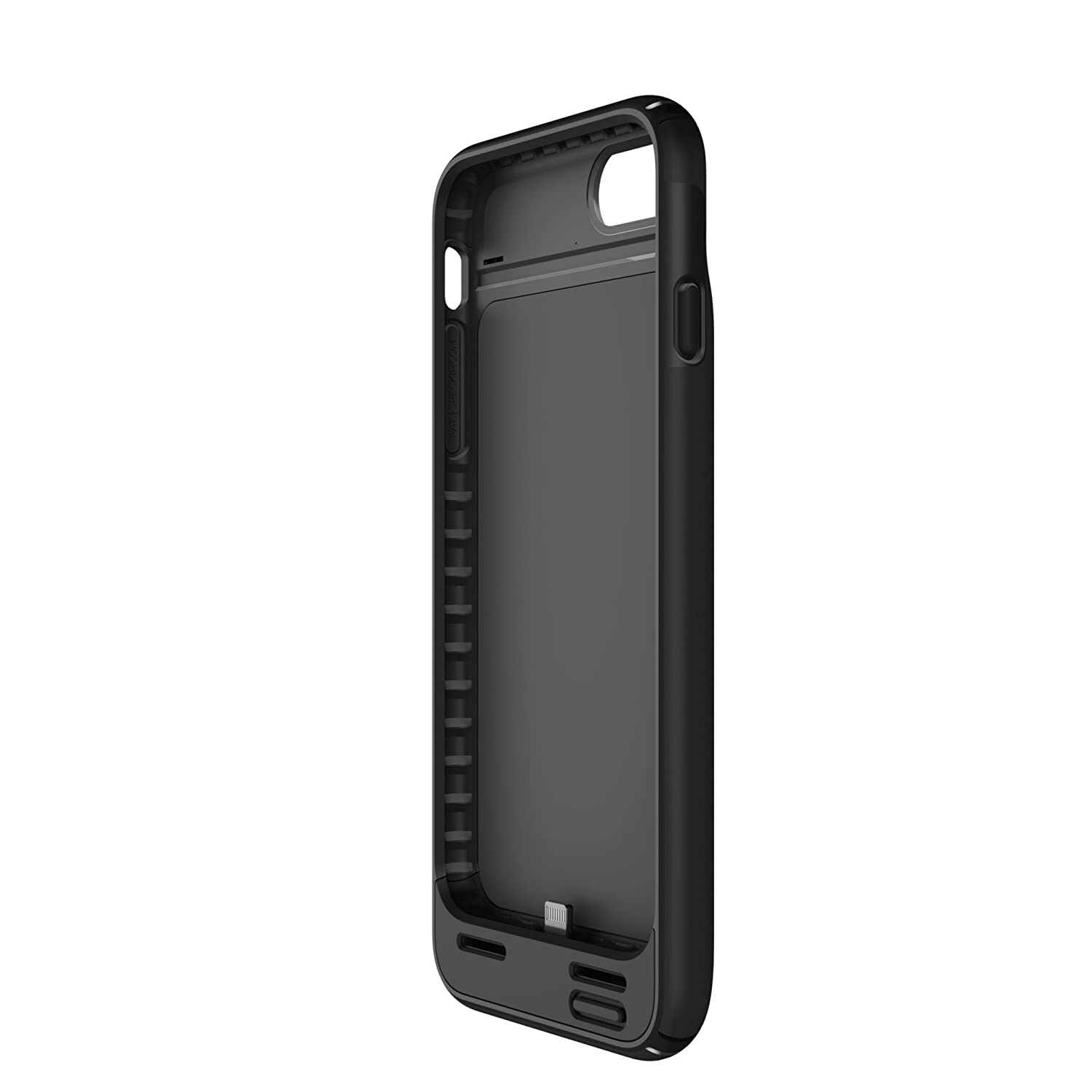 factory price c361e 37e1a Speck Products Compatible Phone Case Apple iPhone 7, Presidio Power 2500mAh  Battery Case, Black/Black