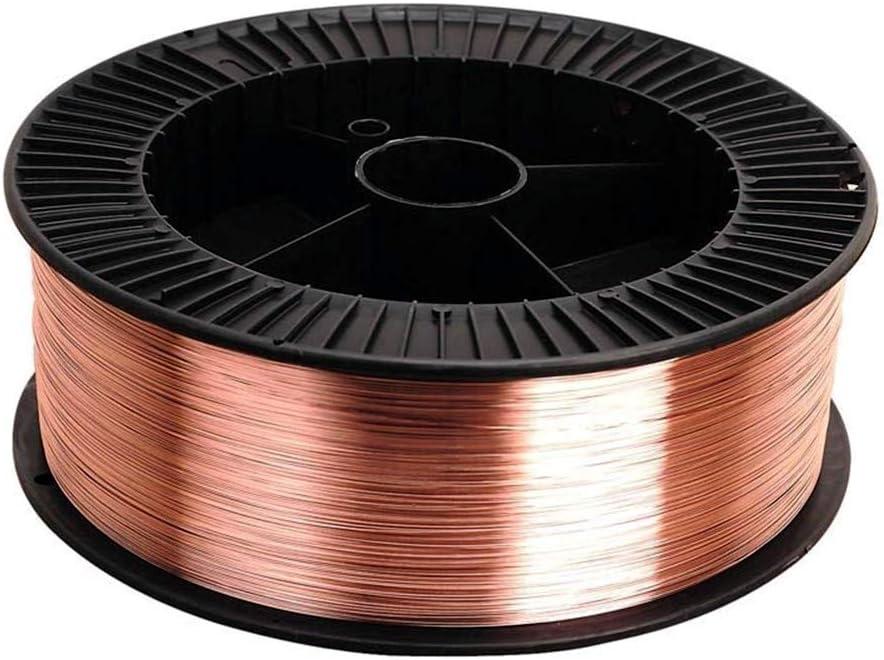 MILD Steel MIG Welding Wire Reel Spool ROLL Gas MAG CO2 Argon A18 0.6mm 15KG