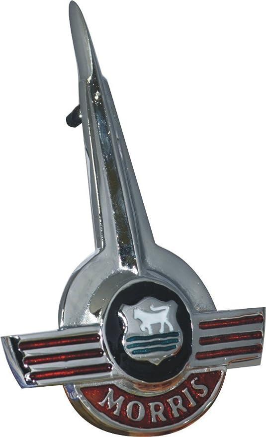 Vehicle Parts & Accessories Vintage Classic Morris Bonnet Badge Automobilia