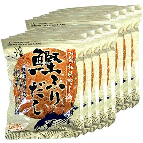 Japanese Tea Shop Yamaneen Bonito Furidashi 50packsage 8.8G X 50packs x 10packs by Japanese Tea Shop Yamaneen