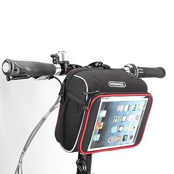 Docooler Bolsas para Manillar de Bicicleta Aire Libre Bici ...