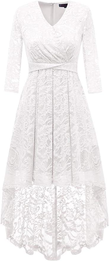 Vintage Swing Lace Dress