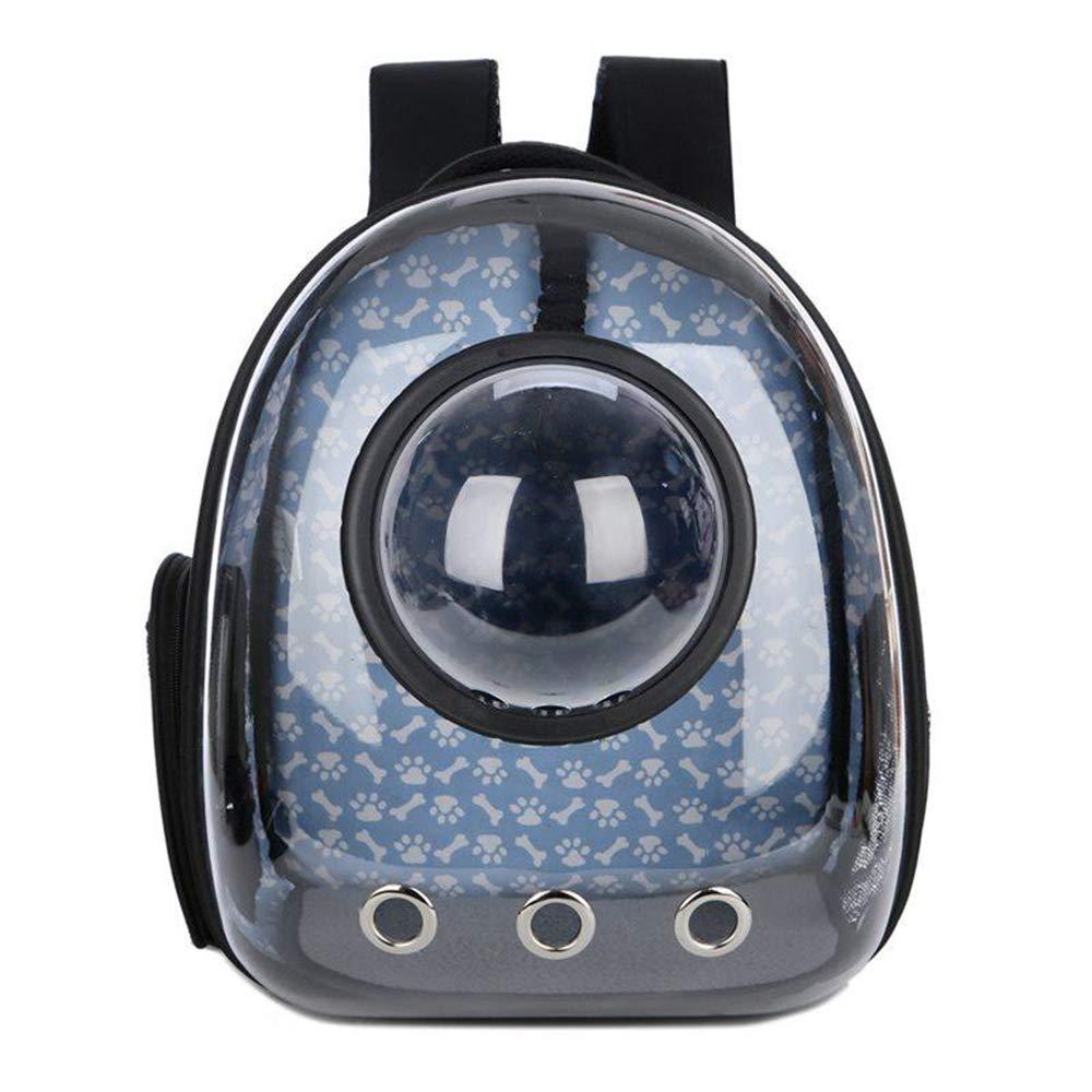 Transparent Ventilator Space Pet Bag Cat, Puppy, Backpack Dog Out Portable Bag Pet Outside Breast Shoulder Bag