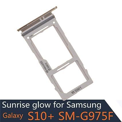 Amazon.com: SM-G975F - Ranura para tarjeta SIM compatible ...