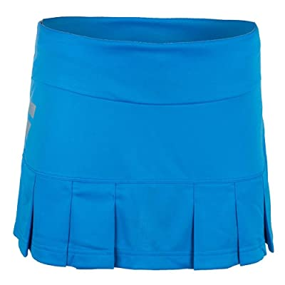 BABOLAT Women`s Core Long Tennis Skirt Drive Blue - (3WS17082-132S17)