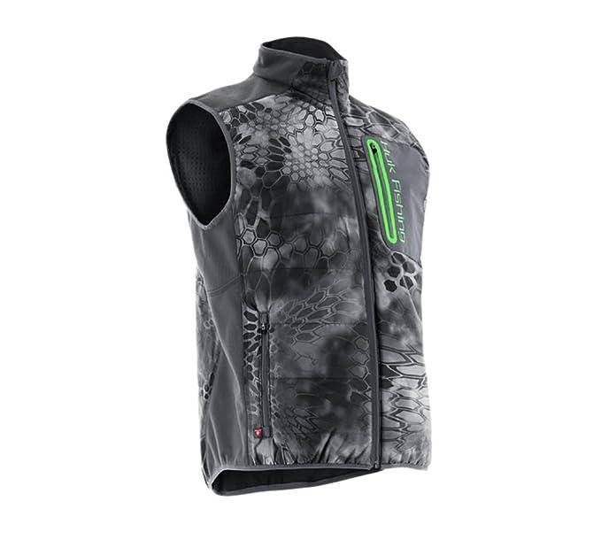 8d0329cbd2c01 Huk Kryptek Camo Tetra Vest at Amazon Men's Clothing store: