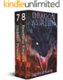Dragon Assassin 3 (Dragon Assassin Omnibus)