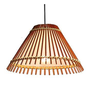 Lámpara de techo, Estilo americano Campo LED Sola cabeza ...