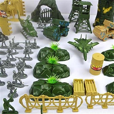 Amazon.com: Nueva llegada 150 pcs/Set plástico soldado de ...