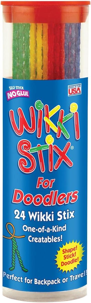 WikkiStix 101 for Doodlers