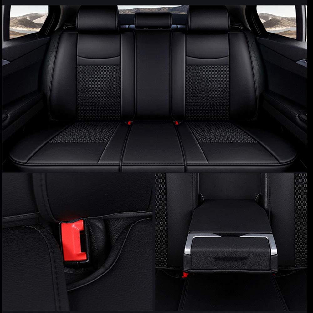 Impreza,Beige,Ascent XV Ascent Outback QCZT88 Autositzbezug Vollverkleidung Kompatibel mit Subaru Forester Legacy
