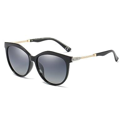 8900992168c VeBrellen Women s Polarized Sunglasses UV Protection Eyewear Transparent  Frame