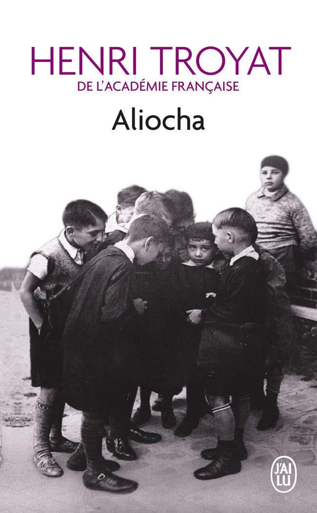 Aliocha (Littérature française (3409)): Amazon.co.uk: Troyat, Henri:  9782290034095: Books
