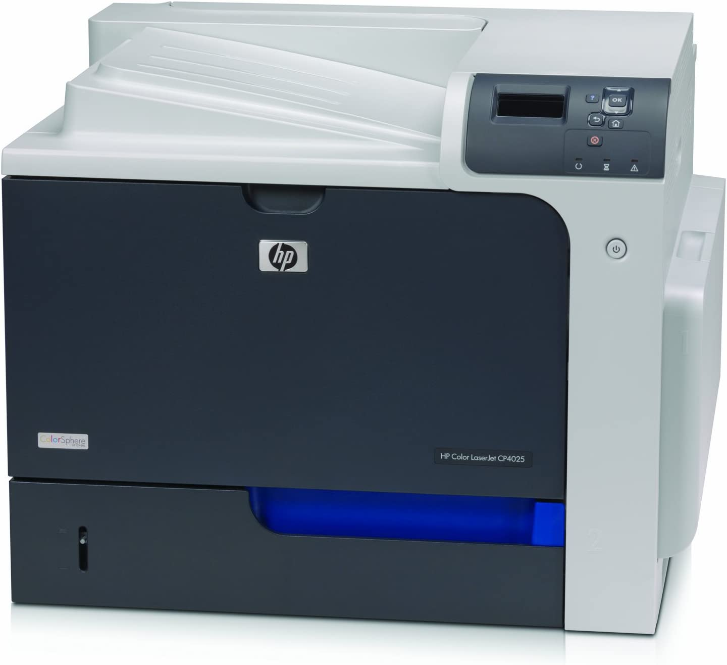 Amazon.com: HP Color LaserJet Enterprise CP4025dn Printer ...