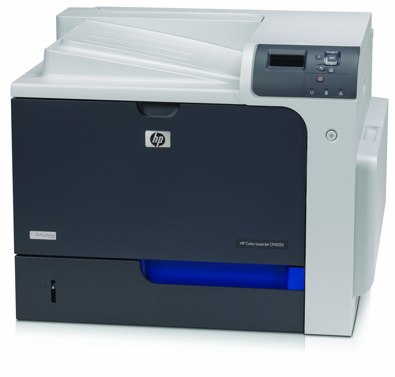 Amazon HP CC490A Color Laser Jet Enterprise Printer Black Silver Electronics