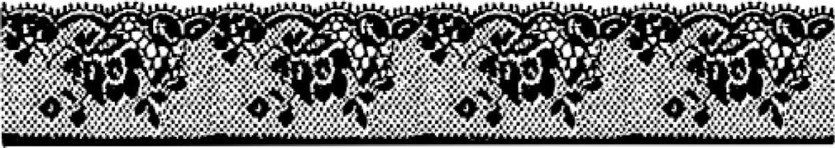 Stamperia Intl WTKCC27 Stamperia Cling Stamp 1.5X7-Lace with Roses