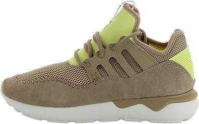 adidas - Zapatillas de Running de Material Sintético para Hombre Beige Beige Einheitsgröße, Color Beige, Talla 47 1/3 EU: Amazon.es: Zapatos y complementos
