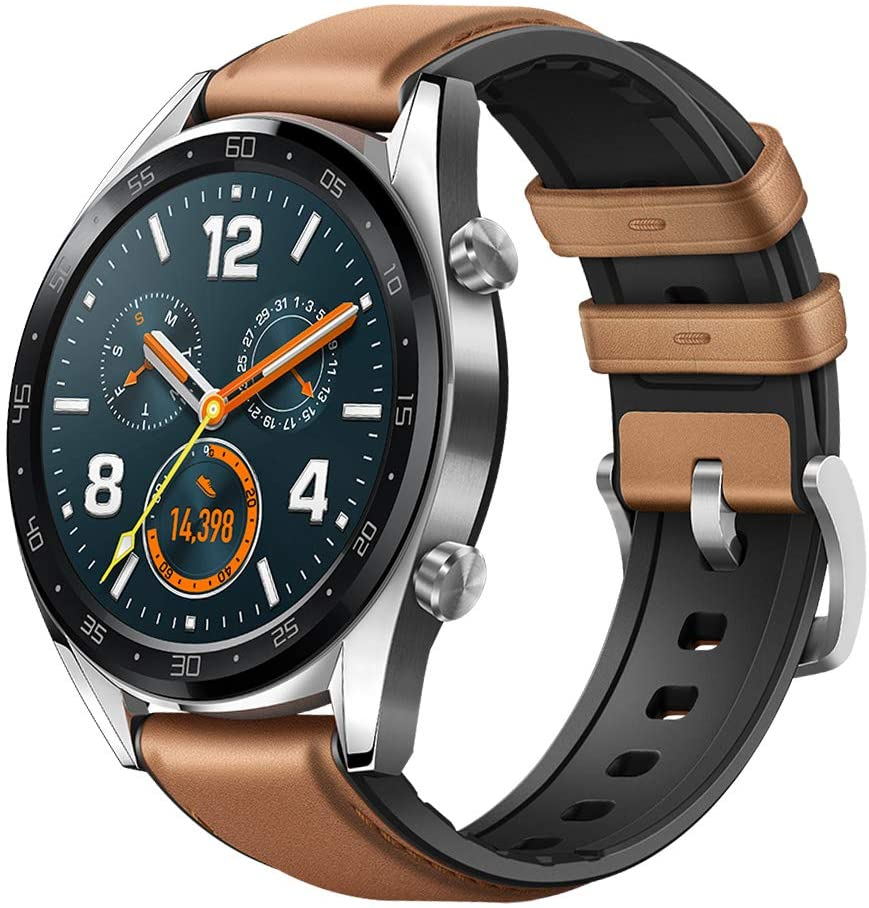 Huawei Watch GT Fashion - Reloj (TruSleep, GPS, monitoreo del ...