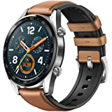 "Huawei Watch GT Classic - GPS Smartwatch with 1.39"" AMOLED Touchscreen, 2-Week Battery Life, 24/7 Continuous Heart Rate…"