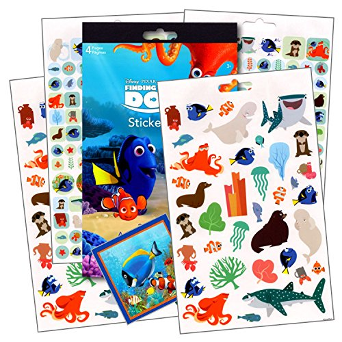 Finding Dory Stickers Featuring Separately