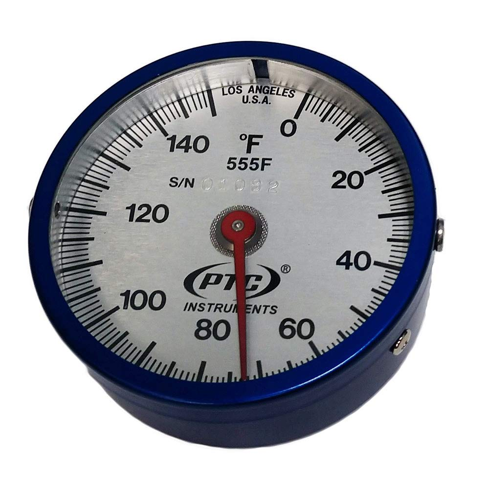PTC 555F Ultra Magnetic Surface Thermometer 0° to 150°F