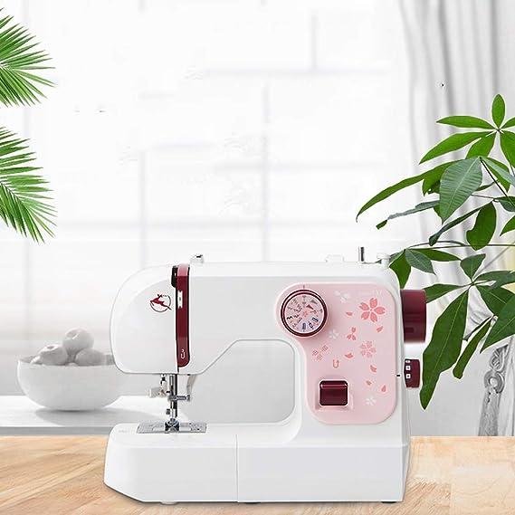 Máquina de coser Pequeña doméstica eléctrica doméstica de ...