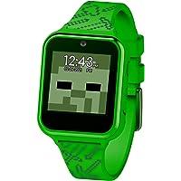 Minecraft Touchscreen Interactive Smart Watch (Model: MIN4045AZ)