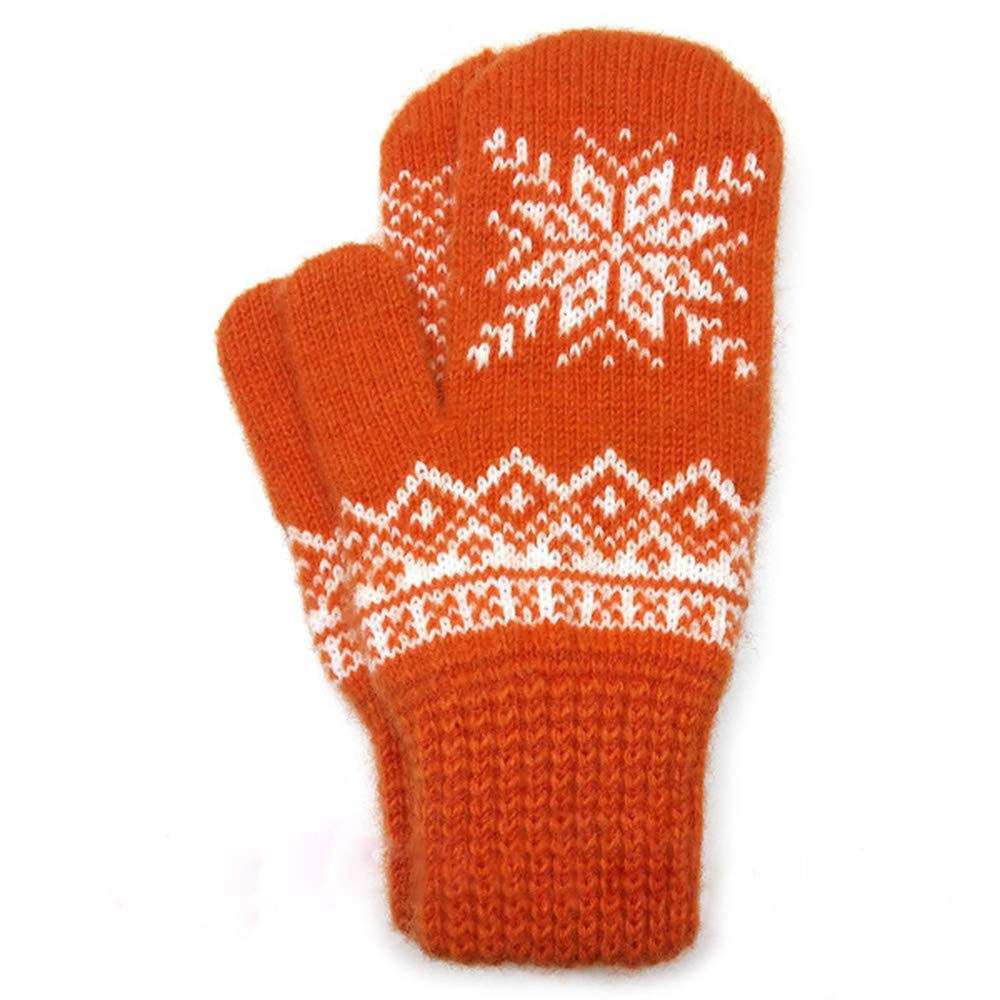 Wool Gloves Mittens for Women are Best for Cold Weather