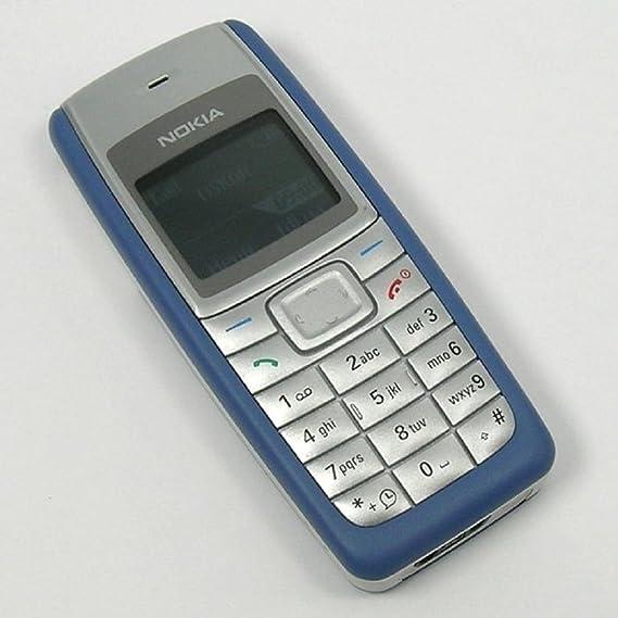 Nokia 1110 Mobile Phone - Blue/ Black- Assorted