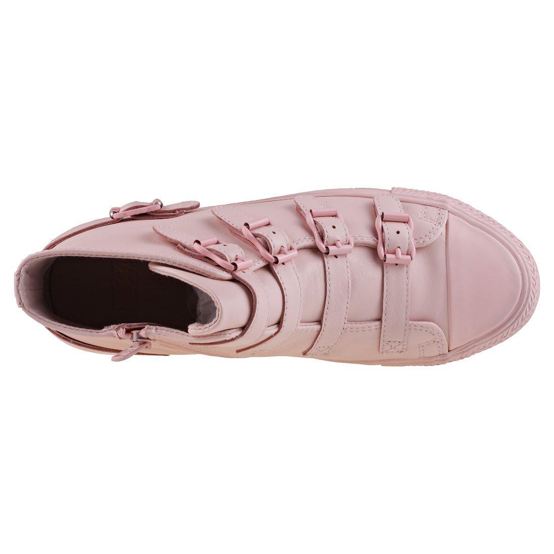 Ash Schuhe Venus Powder Turnschuhe Turnschuhe Turnschuhe Aus Leder Damen bb896b