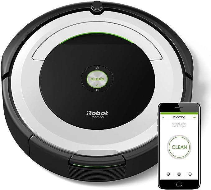 iRobot Roomba 691- Robot aspirador para suelos duros y alfombras ...