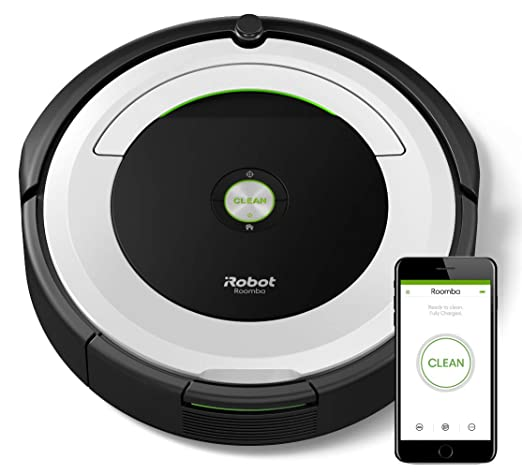 iRobot Roomba 691- Robot aspirador para suelos duros y ...
