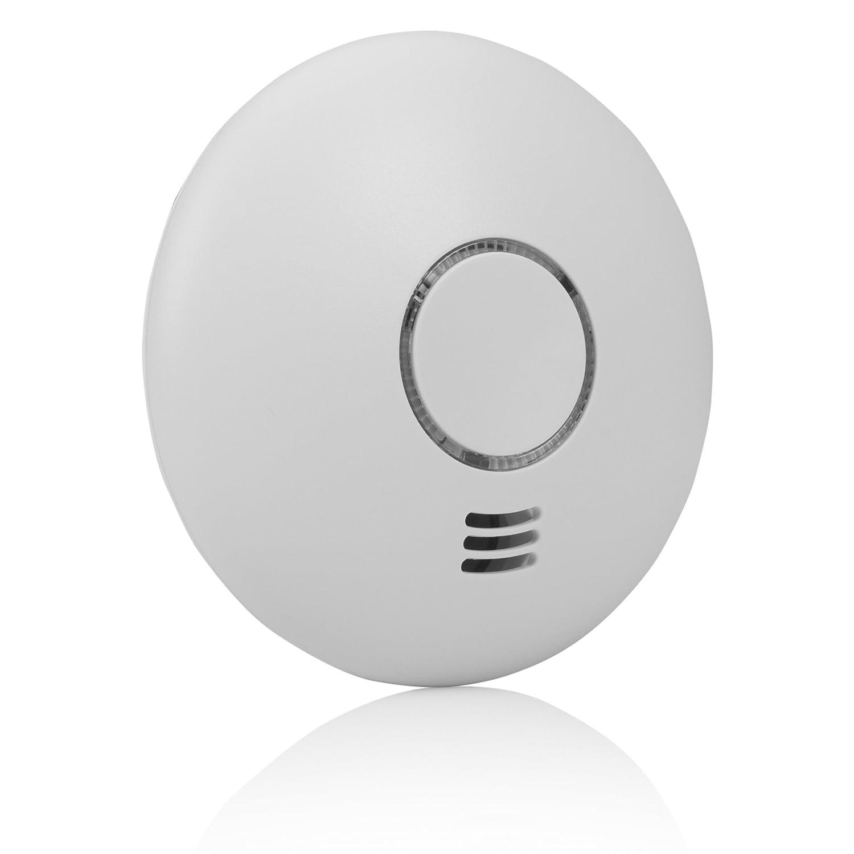 Smartwares 10.028.77 Alarma de Humo Blanco Set de 24 Piezas: Amazon.es: Bricolaje y herramientas