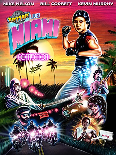 RiffTrax Live: Miami Connection (Best Way To Stop Cocaine)