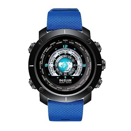 W30A versión outdoor sports color smart watch tracker salud reloj inteligente soporte de frecuencia cardíaca monitoreo