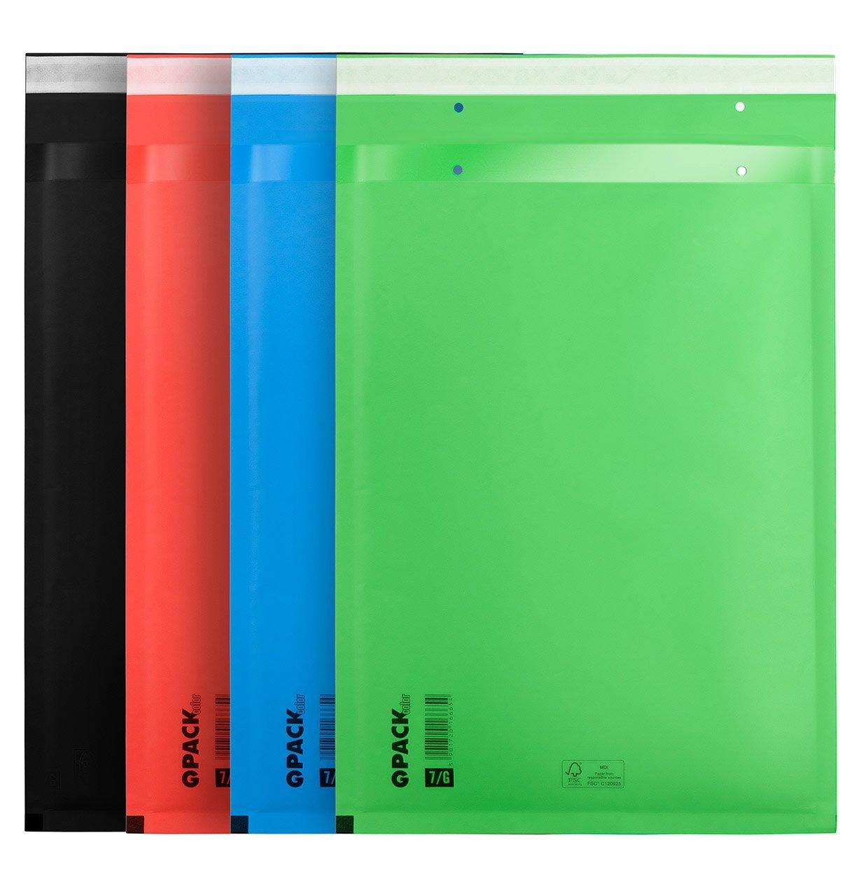 4//D 200 x 275 mm 100 blaue Luftpolstertaschen Luftpolsterumschlag Versandtaschen Gr/ö/ße BLAU dimapax