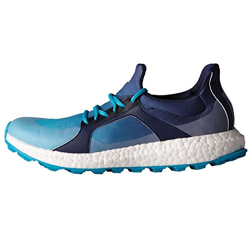 more photos 6545a 95fad Adidas Golf Women's Climacool Boost Sneaker, Blue: Amazon.co ...
