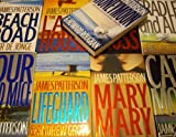 James Patterson Collection (Set 0f 10 Books)1.MARY MARY, 2.CROSS, 3.CAT & MOUSE,4.HONEYMOON, 5.LIFEGUARD