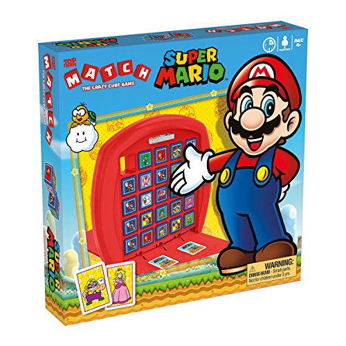 Top Trumps Super Mario Match Board Game by Top Trumps