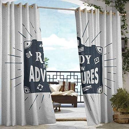 Andrea Sam - Cortina de privacidad para Exteriores, diseño de ...