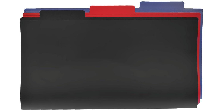 Ruby Paulina 11x17 File Folder Poly, Multi-Colored (563690) 11x17 Inc.