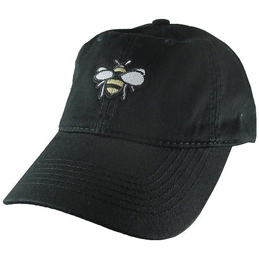 AffinityAddOns Honey Bee Dad Hat 8e0aff44302