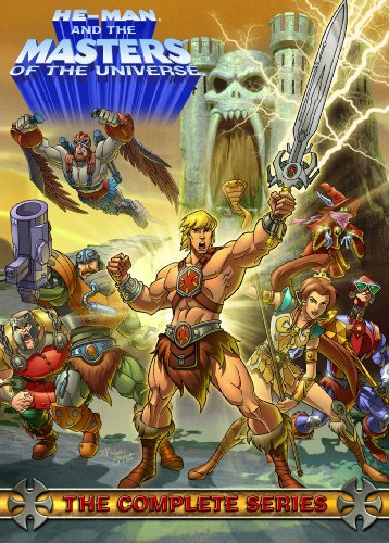 He Man Masters Universe - He-Man and the Masters of the Universe: the Complete Series Remake