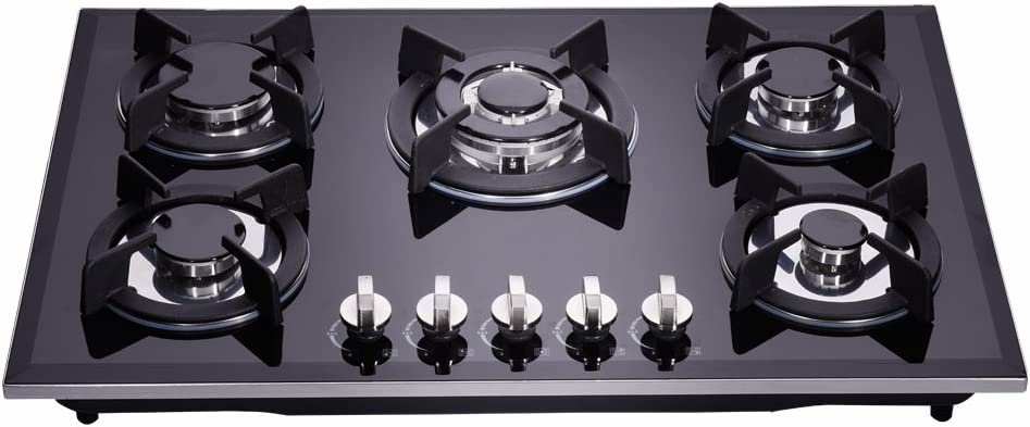 Deli-kit DK157-A01S 30 inch gas cooktop gas hob