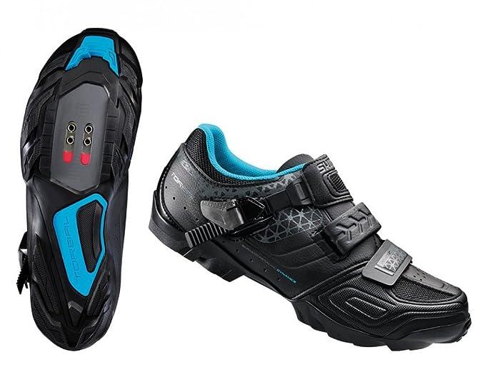 MTB-Schuh Shimano SPD SH-WM 64 L, Gr. 41. schwarz. Damen