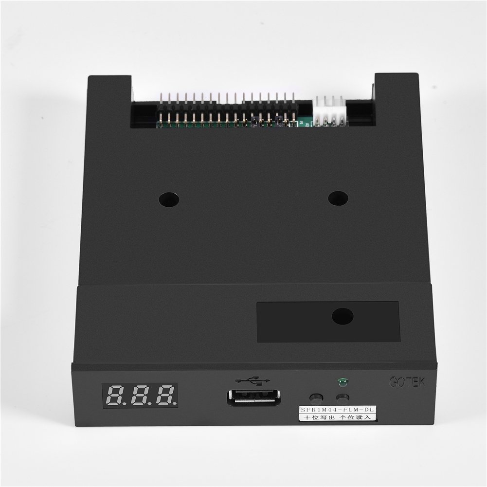 Yosoo USB Emulator, 3.5'' 1.44MB SFR1M44-FUM-DL Floppy Drive Emulator for Industrial Control Equipment by Yosoo (Image #9)