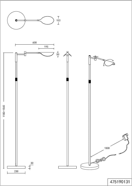 200mm Diving Pencil Popper #04 Snow White Evolures Zargana 200LCF 50gr