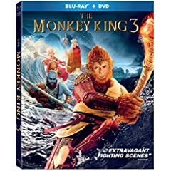 THE MONKEY KING 3 arrives on Blu-ray, DVD and Digital May 15 from Well Go USA