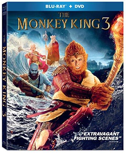 - The Monkey King 3 [Blu-ray & DVD]