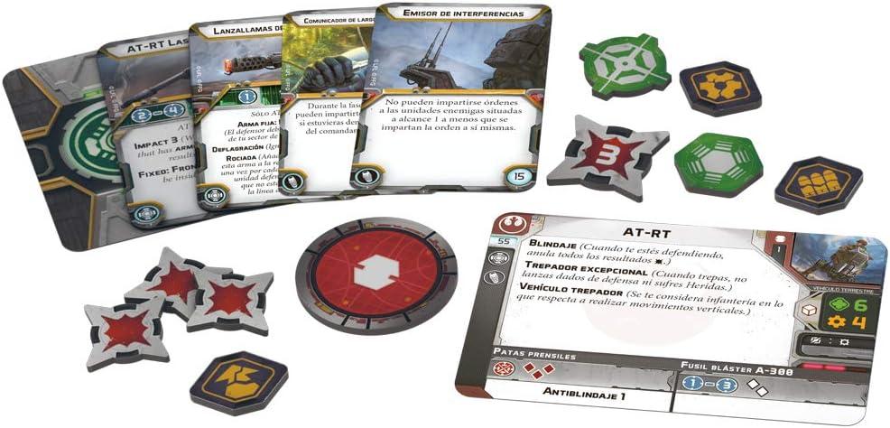 Fantasy Flight Games- AT-RT (FFSWL04): Amazon.es: Juguetes y juegos